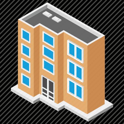 arcade, building, commercial building, market house, restaurant icon