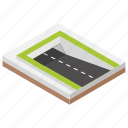 cityscape, road, road tunnel, suburban, tunnel, underpass icon