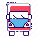 automobile, freight, transport, truck, van, vehicle icon
