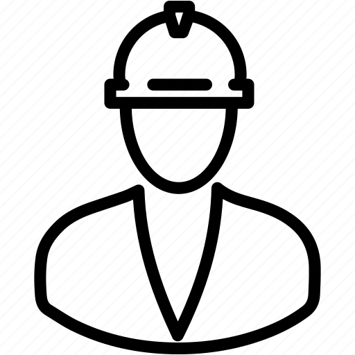Builder, constructor, helmet, worker icon - Download on Iconfinder