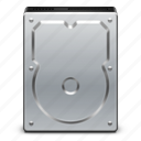 disc, drive, hard drive icon