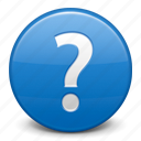 about, help, info, information, question, support icon
