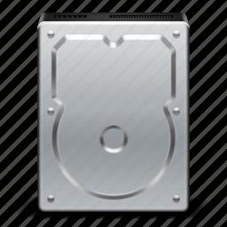 disc, drive, hard drive icon