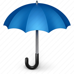 protect, protection, safe, secure, security, shield, umbrella icon