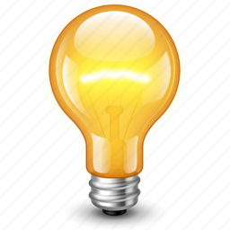 bulb, electric, electricity, energy, flask, idea, lamp, light, lightning, power icon