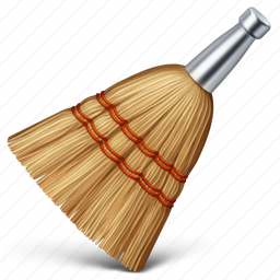 broom, clean, mesom icon