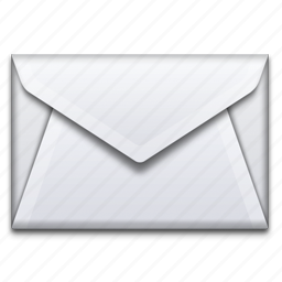 email, envelope, letter, mail, message, post, send icon