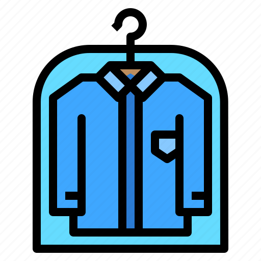 cleaning, clothes, dry, washing icon