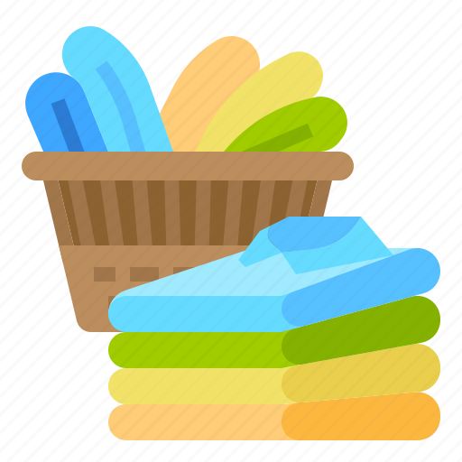 clothes, dry, laundry, wash icon