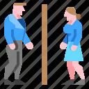 female, male, man, toilet, woman icon