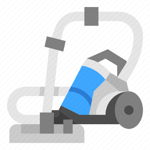 cleaner, cleaning, housekeeping, vacuum icon