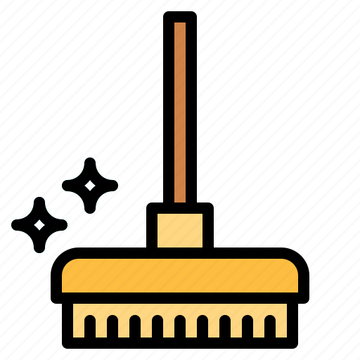 clean, cleaning, house, mop icon