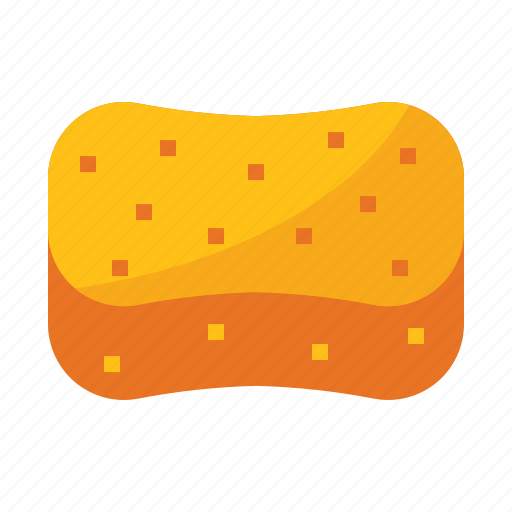 cleaning, soap, sponge, wash icon
