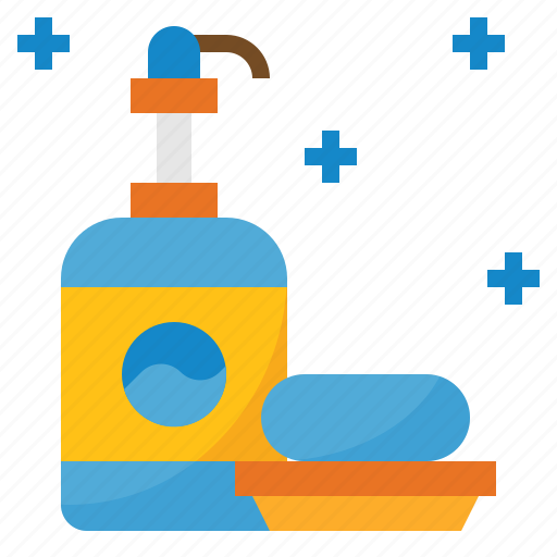 cleaning, liquid, soap icon