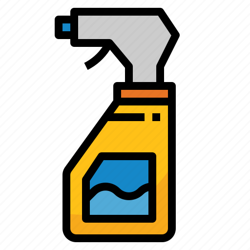 clean, cleaning, spray, wash, washing icon