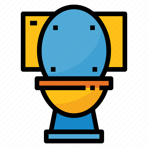 bathroom, cleaning, toilet, washroom icon