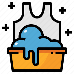 clean, laundry, wash, washing icon