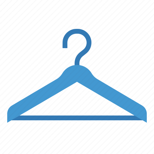 clothes, dry, hanger, laundry, wash icon