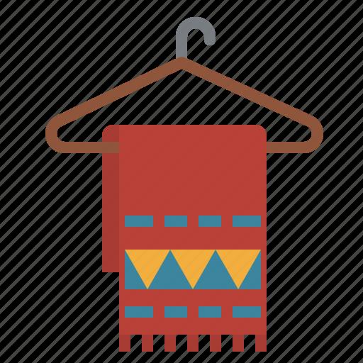 closet, clothing, fashion, hanger, holidays, wardrobe icon