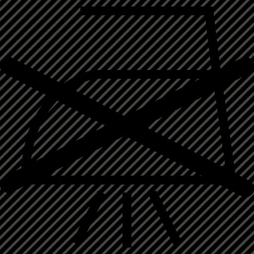 forbidden, iron, no, steam icon