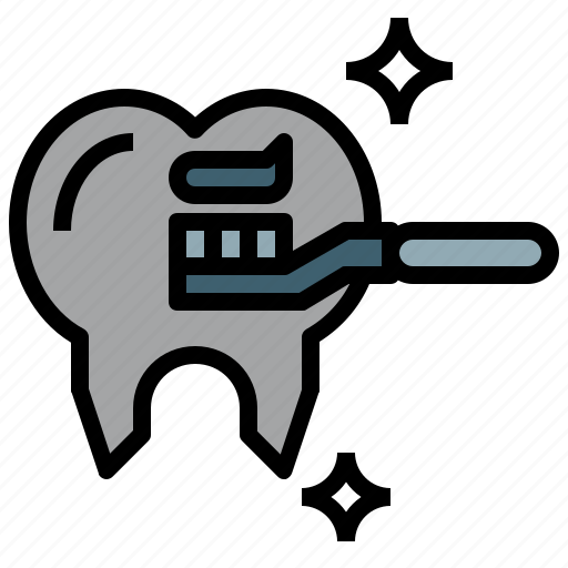 Care, health, hygienic, medicine, miscellaneous, toothbrush, toothpaste icon - Download on Iconfinder