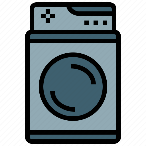 clean, cleaning, electrical, housekeeping, machine, wash, washing icon