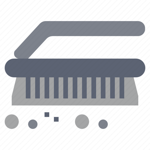 broom, brush, brushes, clean, cleaner, wash, washing icon