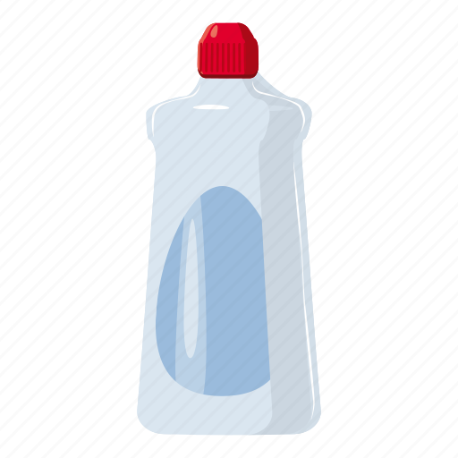 bottle, cartoon, detergent, gel, hygiene, laundry, liquid icon