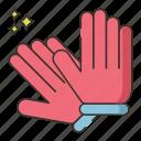 gloves, hand, latex