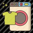 laundry, wash, washing