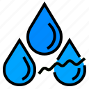 air, climate change, rain, relative humidity, water drop, weather icon