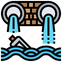 drain, pipe, sewer, underground, wastewater