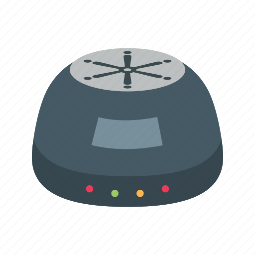 Air, climate, cooler, equipment, humidifier, purifier, technology icon - Download on Iconfinder