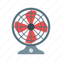air, blower, cool, electric, fan, home, wind icon