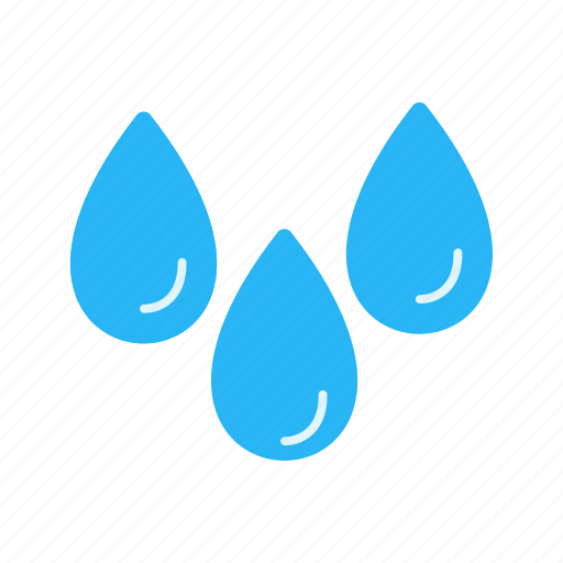 Climate, humidity, moist, moisture, rain, water, wet icon - Download on Iconfinder