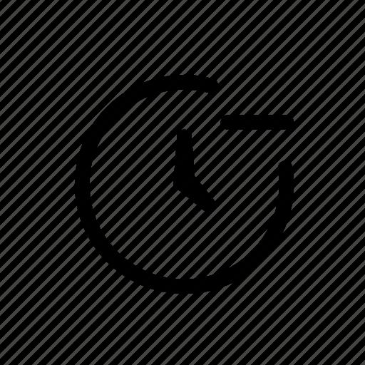 alarm, cancel, clock, delete, time, watch icon