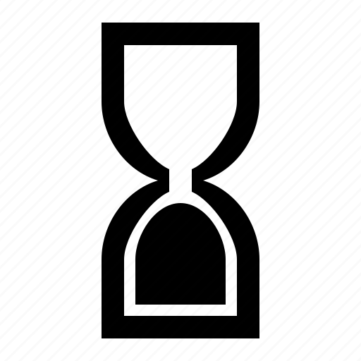 clock, done, finish, sand, time icon