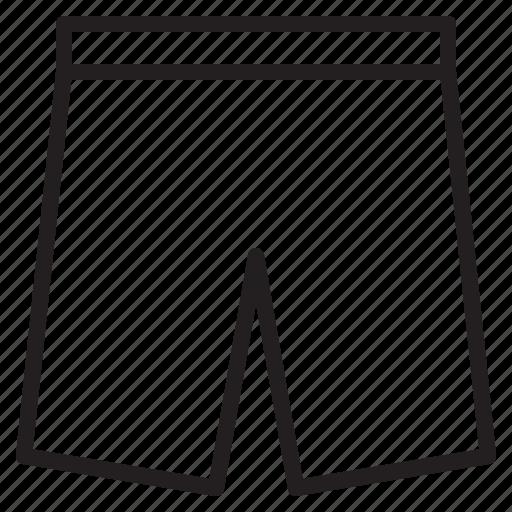 cloth, fashion, male, man, shorts, wear icon