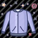 bomber jacket, jacket, winter attire, winter cloth, zipper jacket