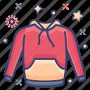 hoodie, jersey, sweatshirt, winter attire, winter cloth