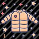 jacket, jersey, winter attire, winter cloth, winter jacket
