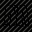 avatar, businessman, man, manager, suit, thinline icon