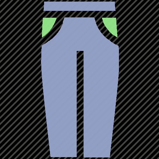 clothe, fashion, female, jeans, pent, trouser, wear icon