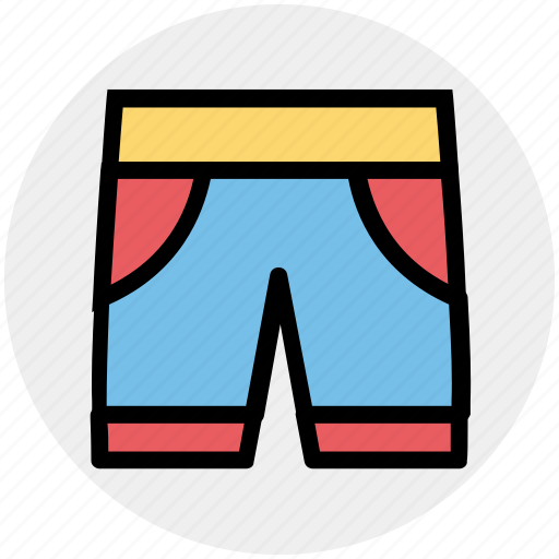 Clothe shorts, fashion, jeans, man, nicker, short pent icon - Download on Iconfinder