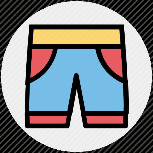 clothe shorts, fashion, jeans, man, nicker, short pent icon