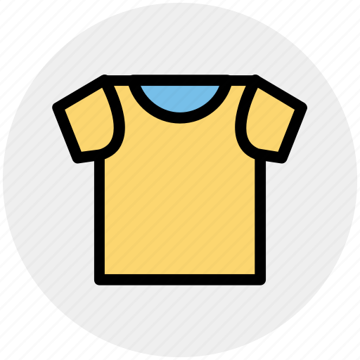 Clothe, clothing, fashion, man, shirt, t shirt, wear icon - Download on Iconfinder