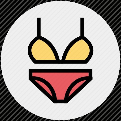 Bikini, brazzer, fashion, female, nightie, underwear, woman icon - Download on Iconfinder