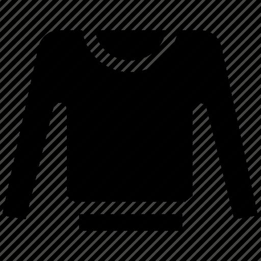 clothe, clothes, fashion, pullover, sweater, warm, winter icon