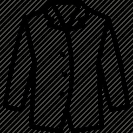business, clothes, clothing, coat, fashion, wedding icon