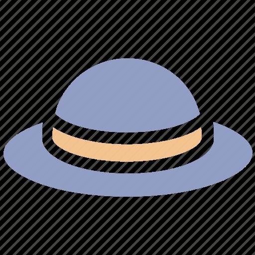 cap, classic, clothes, fashion, hat, ladies hat, woman icon